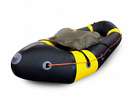 FishPackraft-1E – inflatable packraft for Fishing
