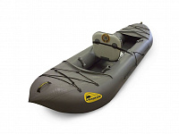 Inflatable kayak for fishing «Fishkayak»