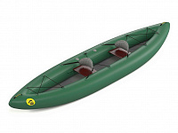 "Inflatable kayak ""Schukar`-380"" single/two-seated"