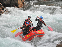 Inflatable Raft R2K for rafting
