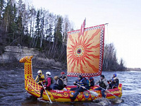 Made-to-order raft