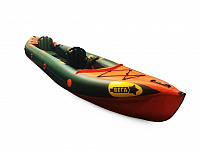 "Cross functional inflatable canoe ""Vega-2"""
